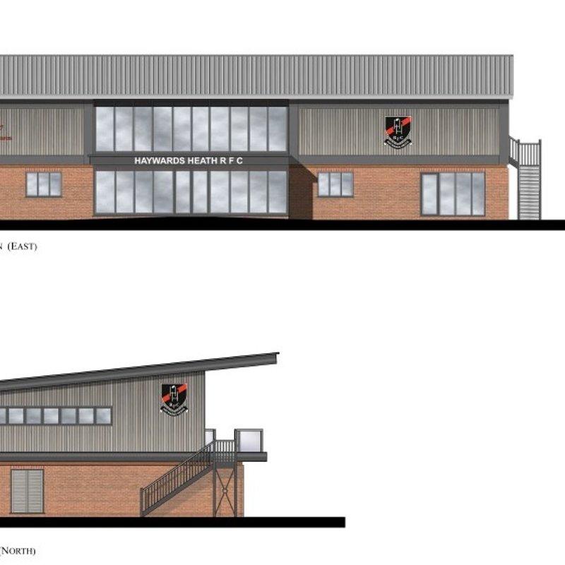 New Clubhouse Development