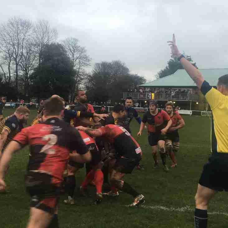 Heath fight back to claim a draw at Thanet