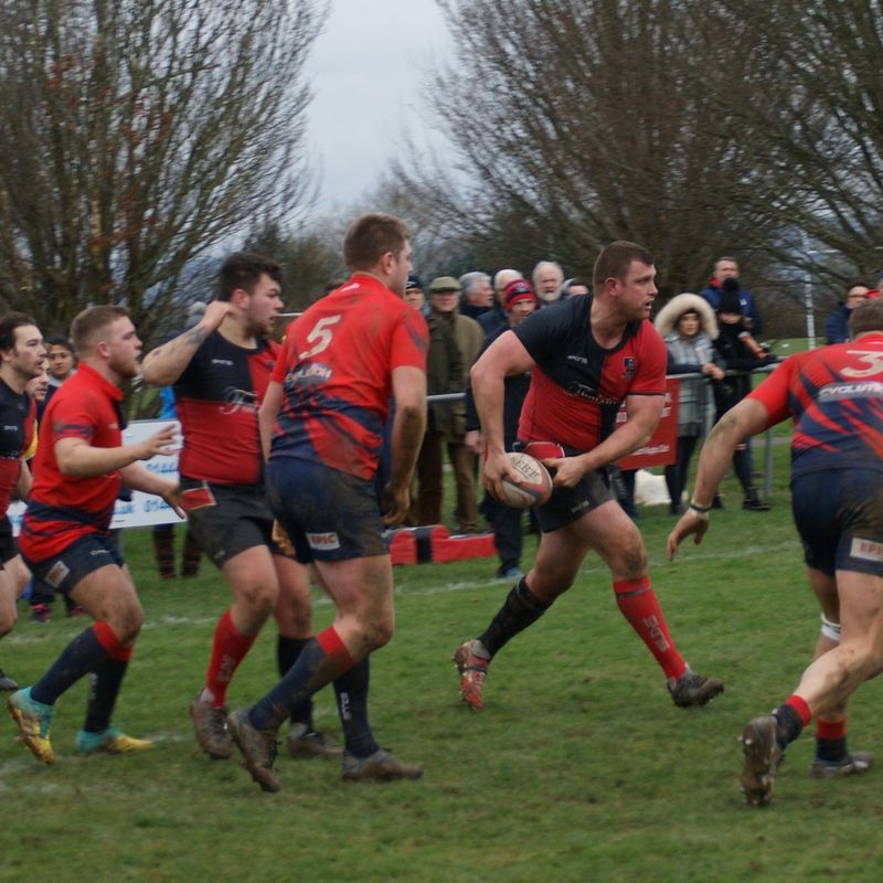 Dominant display from Heath sees off the Bulls