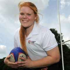 England Rugby call up for Rochford's Emily Ferguson