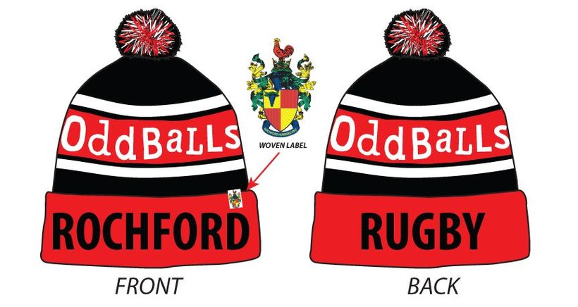 d99f53a8e31 Need a last minute Christmas present - Rochford Hundred Oddballs hats are  here!!