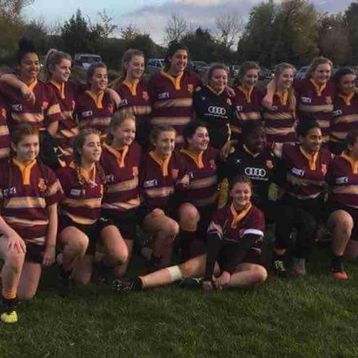 Rochford girls represented well for Essex U15s