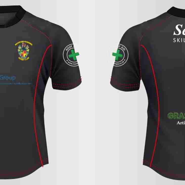 1st XV Replica Shirts are available to order