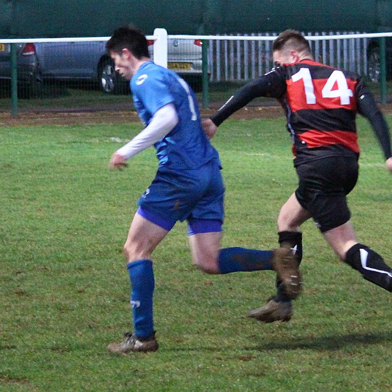Harrowby vs Raunds pictures by Kevin Lilley