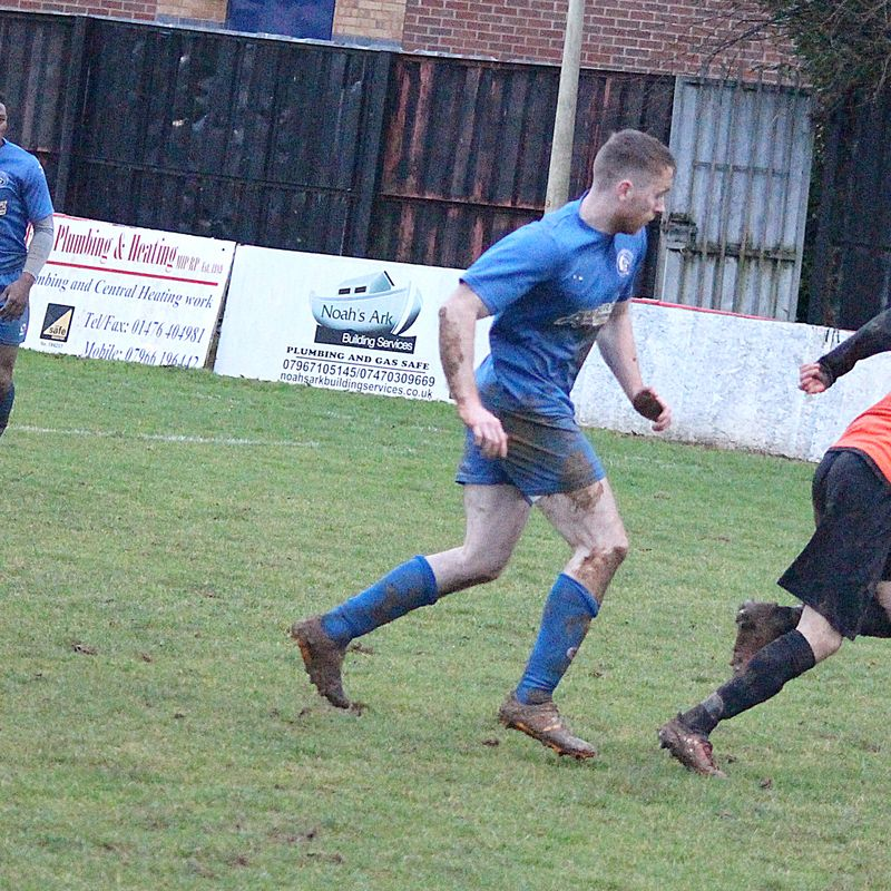 Harrowby v Rushden Higham pictures by Kevin Lilley