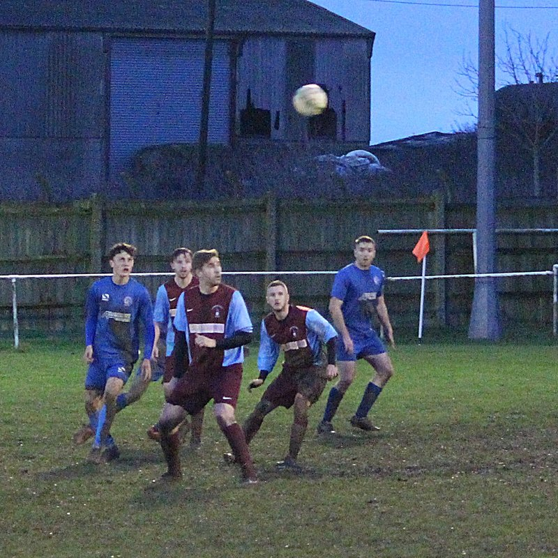 Long Buckby vs Harrowby pictures by Kevin Lilley