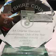 Development Club Of The Year award