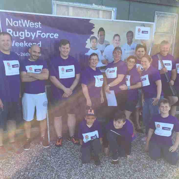 Rugby Workforce Weekend 2017