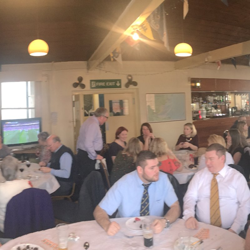 Its back!!!!!  Club Lunch 10th November & England versus New Zealand