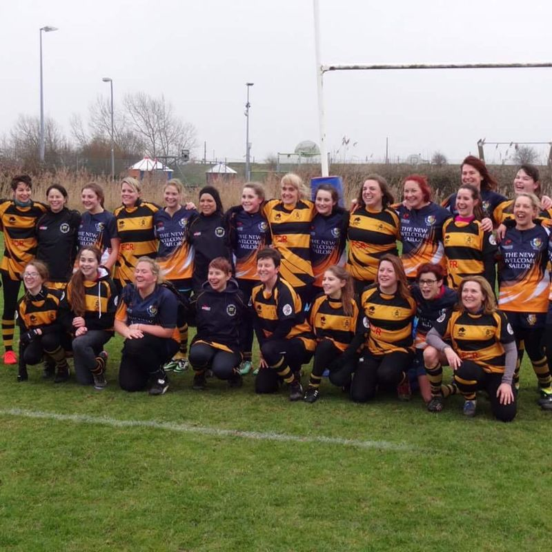 BILLERICAY AND BURNHAM DO LADIES RUGBY PROUD