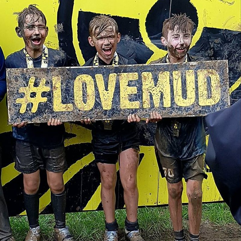 More and more mud!