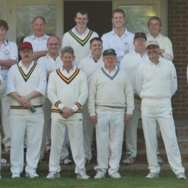 Isis CC 61 - 66/4 Astons Cricket Club
