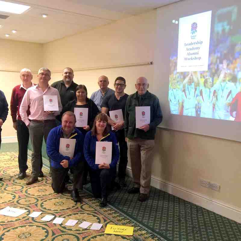 RFU Leadership Academy