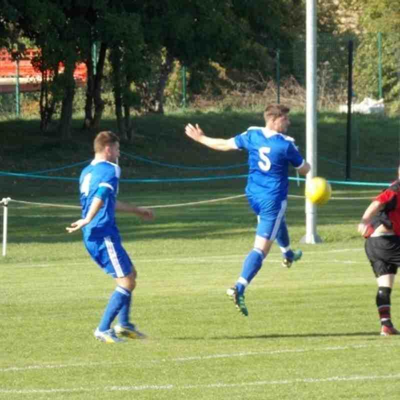 Millmoor Juniors 0-4 Rotherham Town Sept 2013