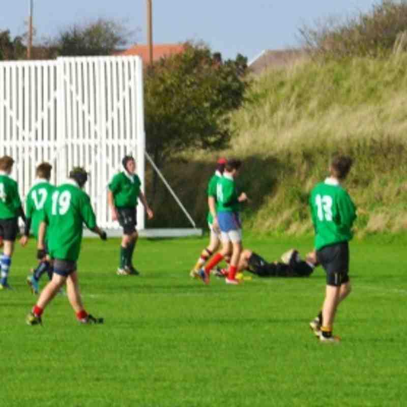 U15s Merseyside Games