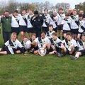 Under 15s beat Wolverhampton 19 - 21