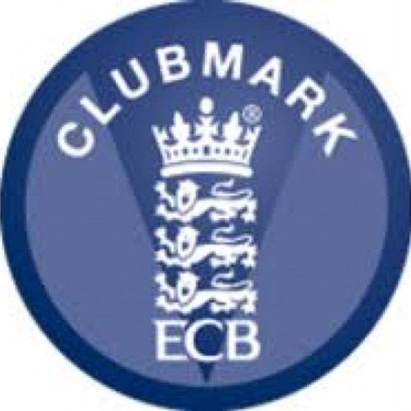 Geddington Cricket Club Clubmark News