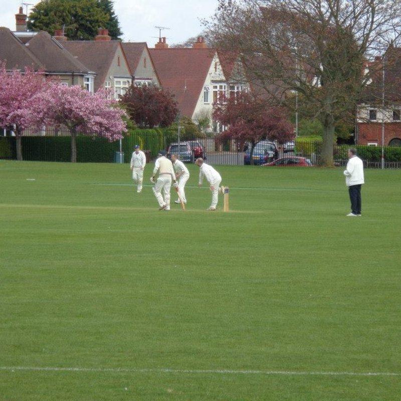 Geddington 2nd XI V Rushton 2nd XI Match Report: