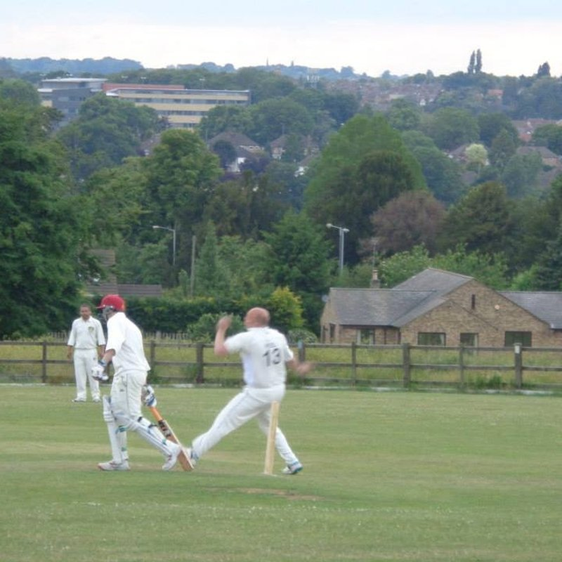 Little Harrowden 1st XI V Geddington 3rd XI Match Report: