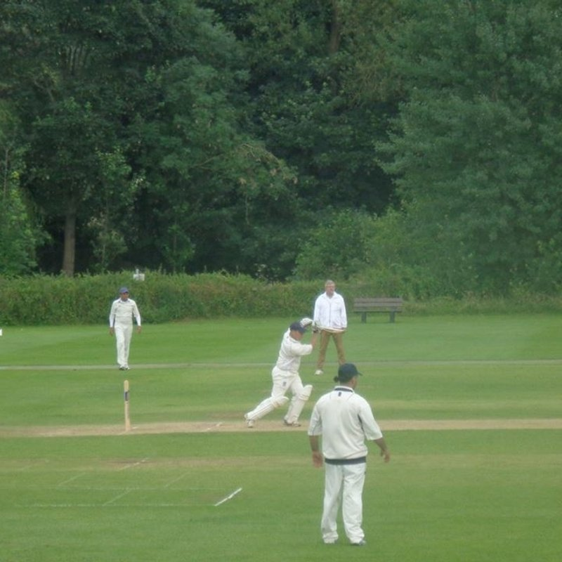 Raunds 1st XI V Geddington 2nd XI Match Report: