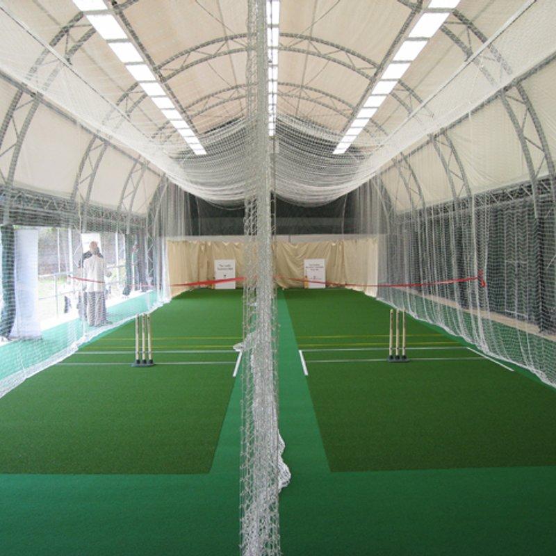 Geddington Cricket Club Junior Indoor Nets News For This Sunday.