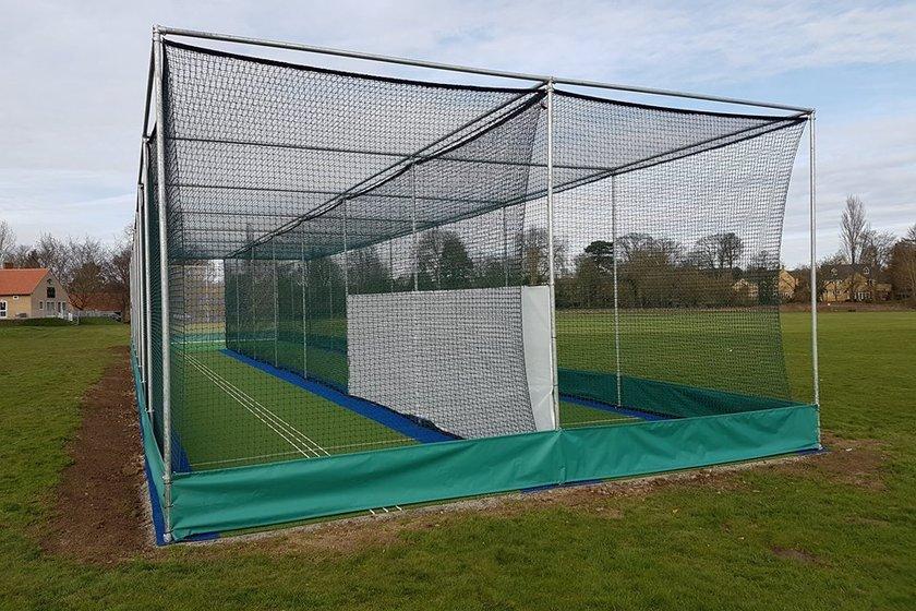 Geddington Cricket Club 3rd & 4th XI Outdoor Training - Tuesday 17th April 2018