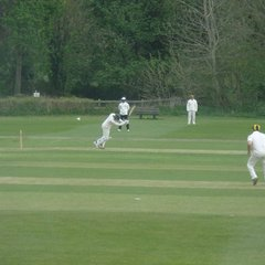 Geddington Cricket Club 1st XI April 2017 Pictures: