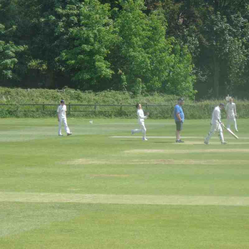 Geddington Cricket Club Inter-Club Friendly Match 28th May 2017 Pictures: