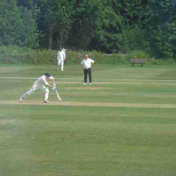 Northamptonshire Over 50's V Leicestershire Over 50's At Geddington CC Match Report:
