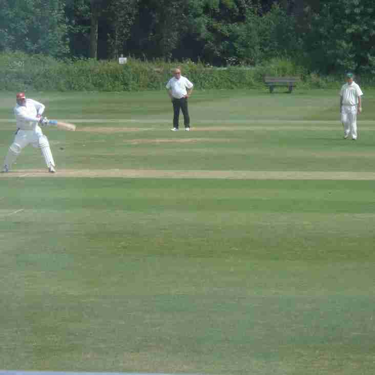 Geddington Cricket Club County Players Update Tuesday 27th June 2017: