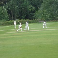 Geddington Cricket Club 1st XI July 2017 Pictures: