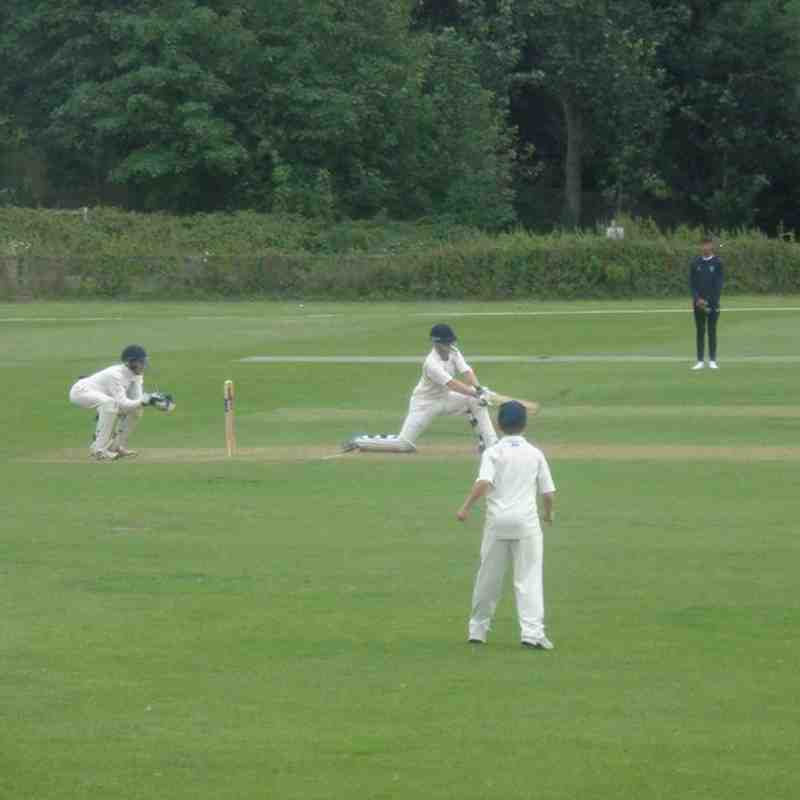 Geddington Cricket Club Inter-Club Friendly Match 13th August 2017 Pictures: