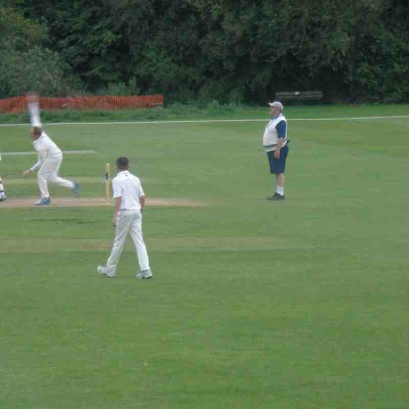 Geddington Cricket Club Sunday XI August-September 2017 Pictures: