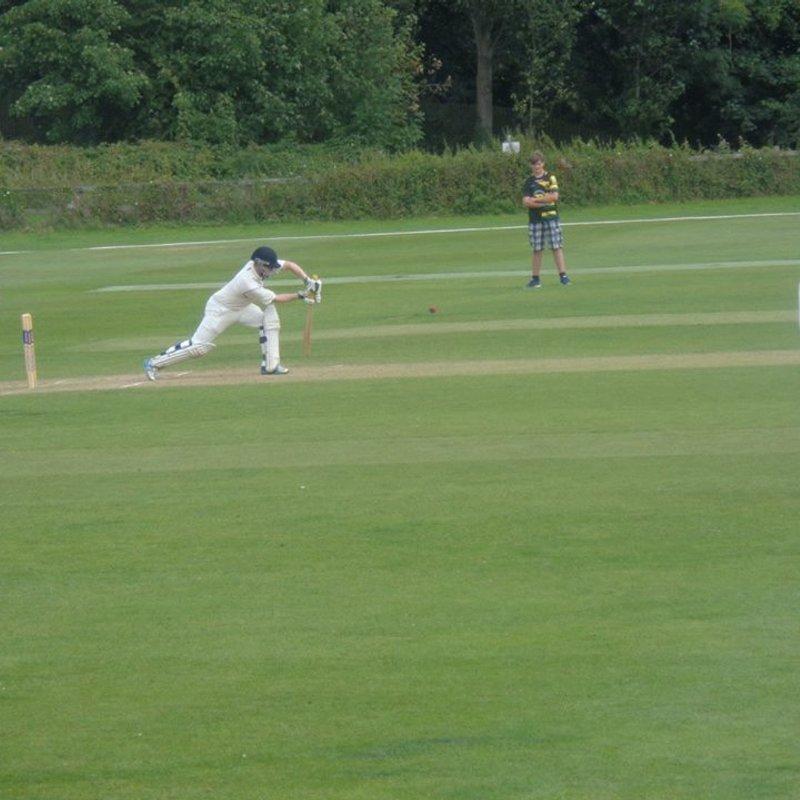 Geddington Sunday XI V Old Grammarians Sunday XI Match Report: