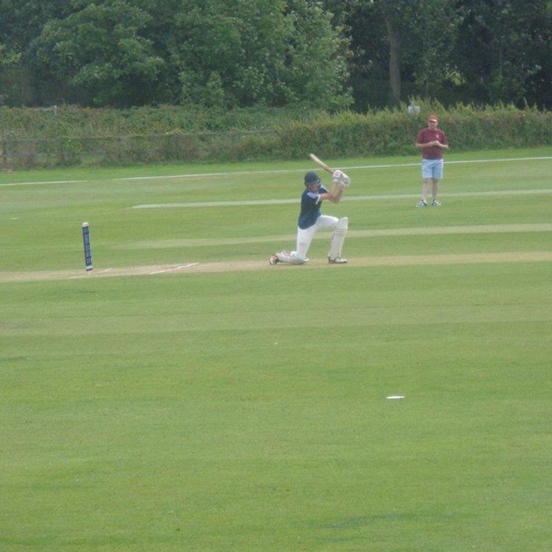 Geddington Under-19's V Irthlingborough Town Under-19's Match Report: