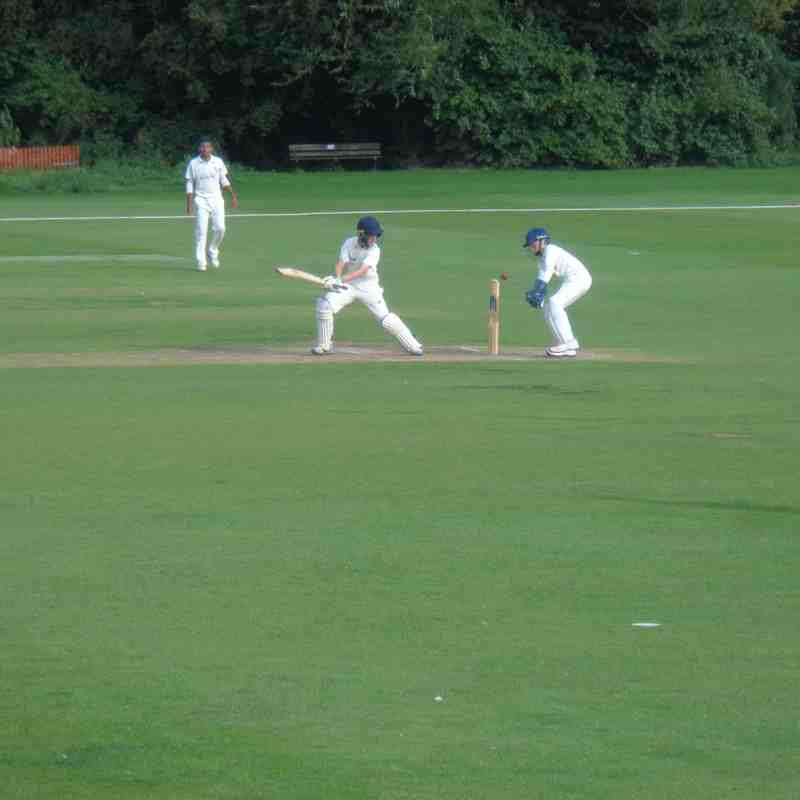 Northamptonshire Under-13's V Warwickshire Under-13's At Geddington CC 24th August 2017 Pictures: