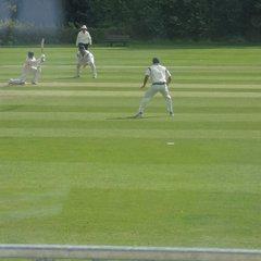 Geddington Cricket Club 1st XI September 2017 Pictures: