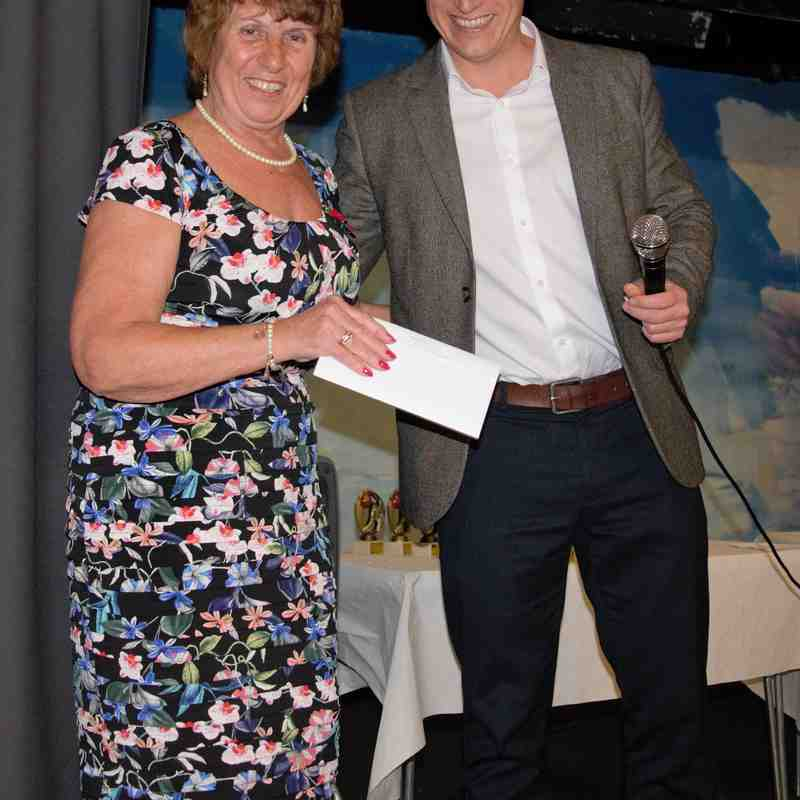 Geddington Cricket Club 2017 Presentation Night Pictures 3rd November 2017: