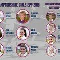 Two Geddington CC Girls Selected For Northamptonshire Girls Elite Group 2018