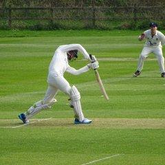 Geddington Cricket Club 1st XI April-May 2018 Pictures: