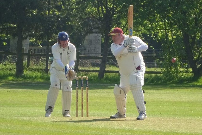 Overstone Park 4th XI V Geddington 3rd XI Match Report - Saturday 19th May 2018