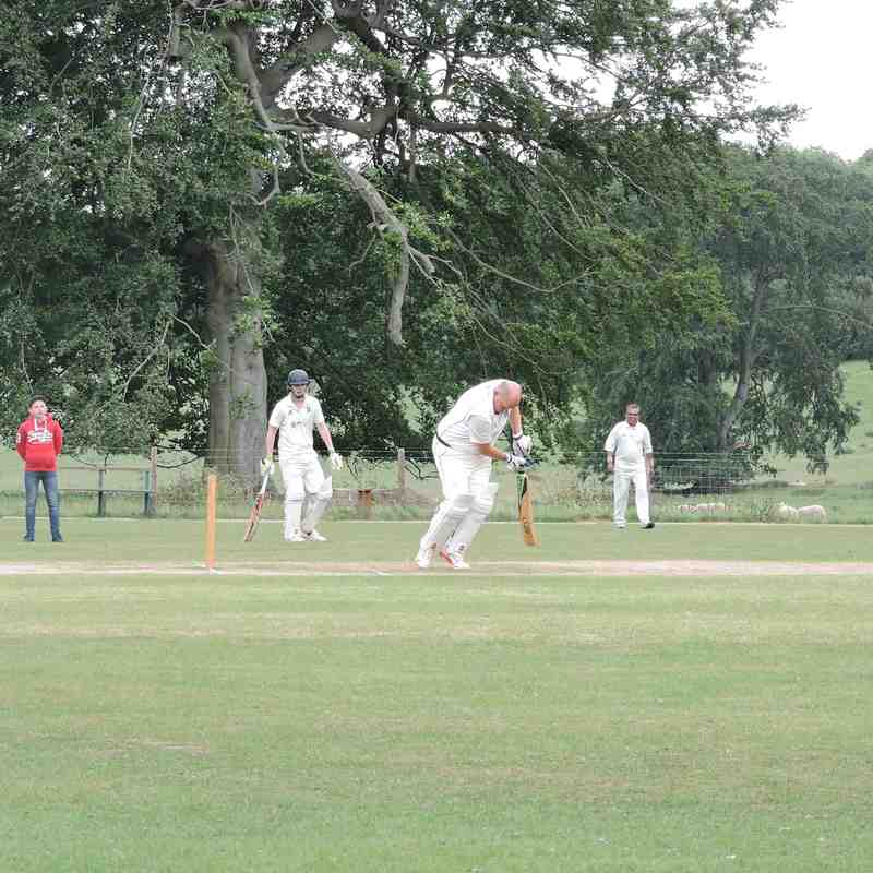 Geddington Cricket Club 4th XI 2018 Match Pictures: