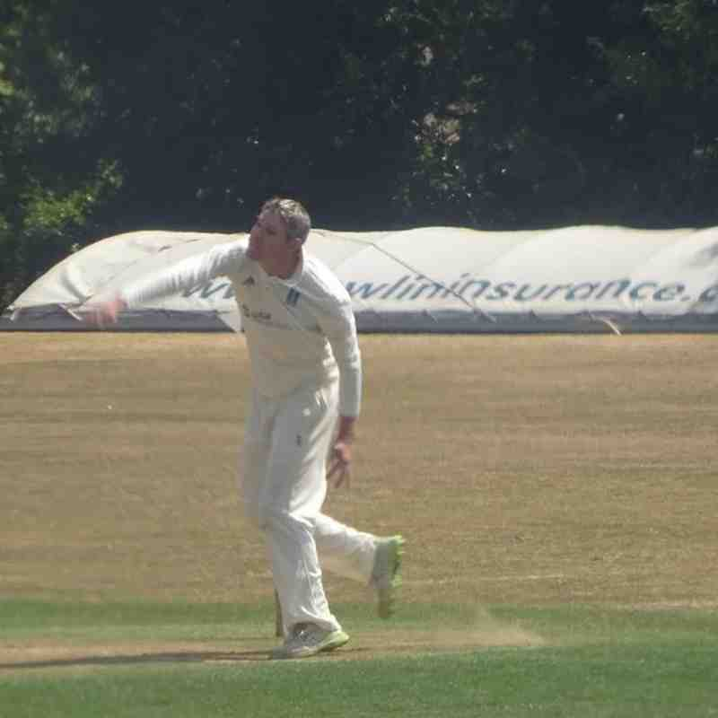 Geddington Cricket Club 1st XI July 2018 Pictures: