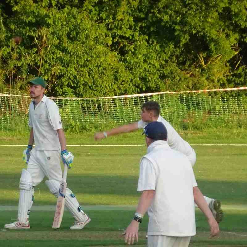 Geddington Cricket Club 2nd XI 2018 Match Pictures: