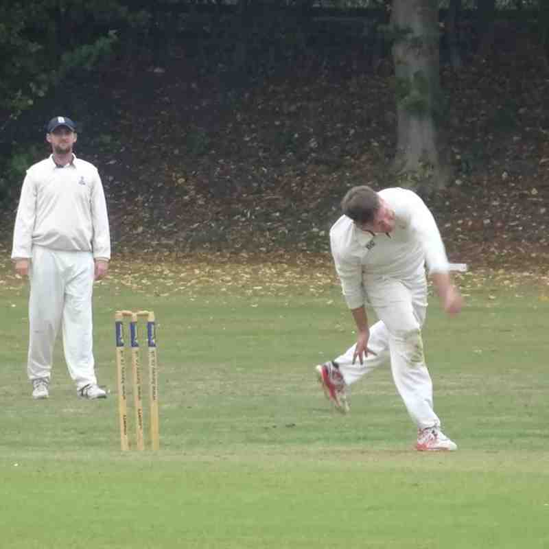 Geddington Cricket Club 1st XI September 2018 Pictures: