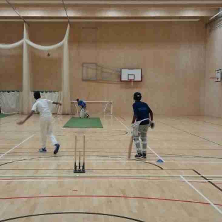 Geddington Cricket Club Autumn Training