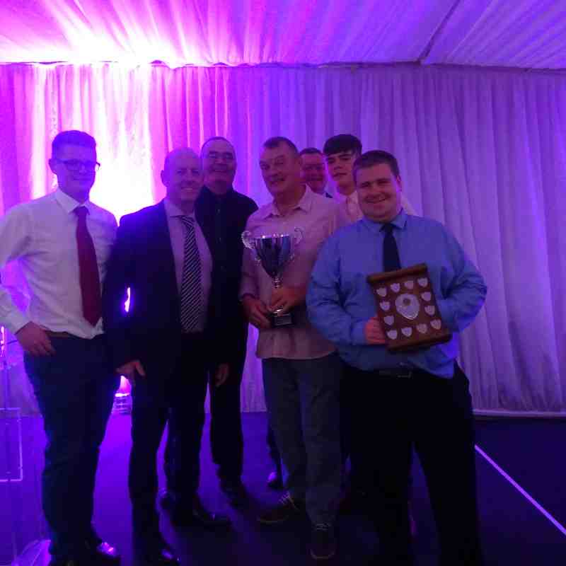 Northants Cricket League 2018 Presentation Evening 12th October 2018 Pictures: