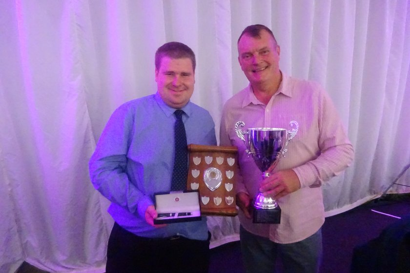 Northamptonshire Cricket League 2018 Presentation Evening - Friday 12th October 2018