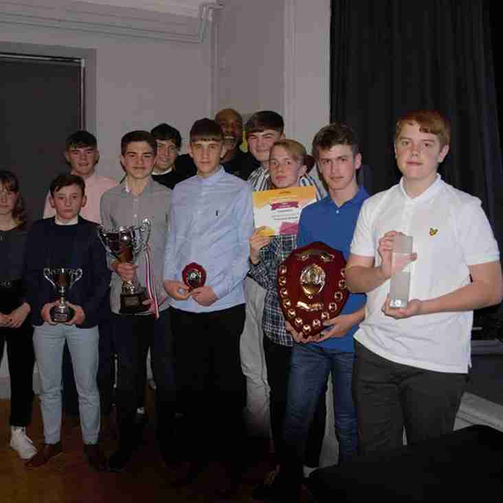 Geddington Cricket Club 2018 Presentation Evening - Friday 2nd November 2018 Review: