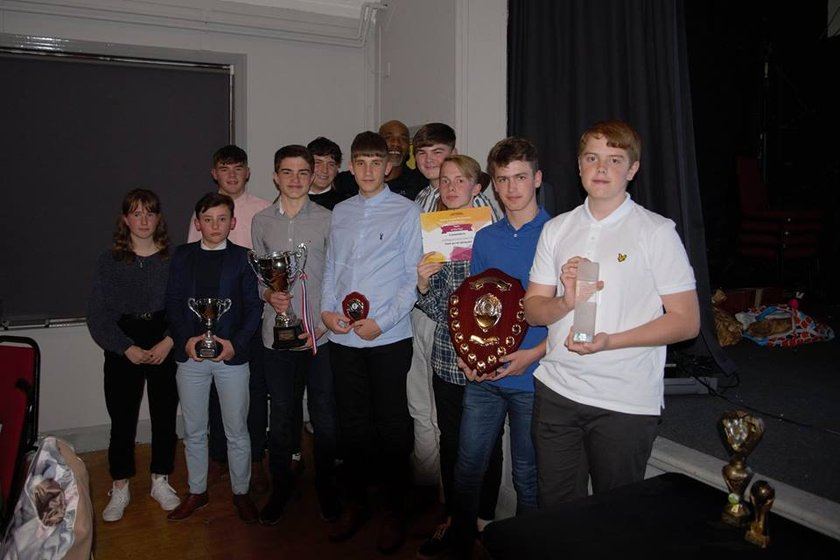 Geddington Cricket Club 2018 Presentation Evening - Friday 2nd November 2018 Review: